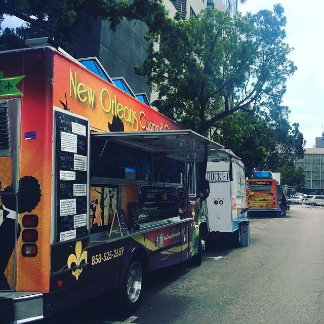 Food Trucks For Sale in San Diego
