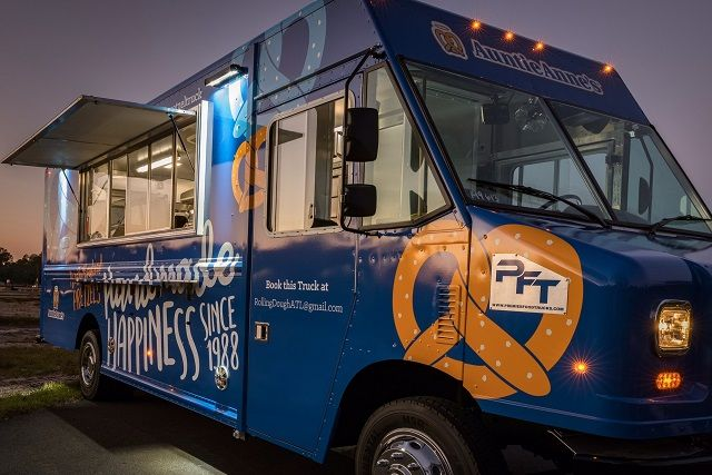 Food Truck Financing in Houston