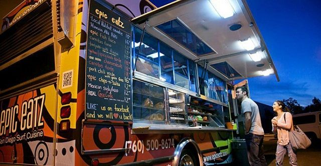 Food Trucks San Diego For Sale