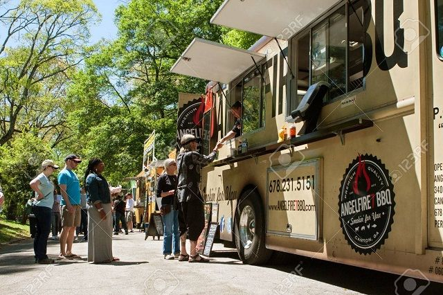 Where to Buy a Food Truck