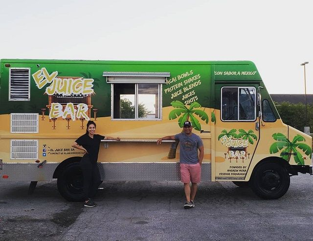 Used Food Trucks for Sale San Antonio