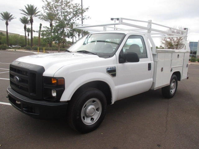 Used Work Trucks for Sale by Owner