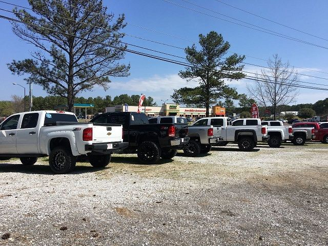 Work Trucks for Sale in Alabama