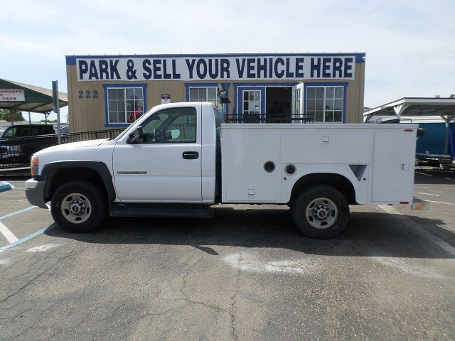 Used Work Trucks for Sale near Me