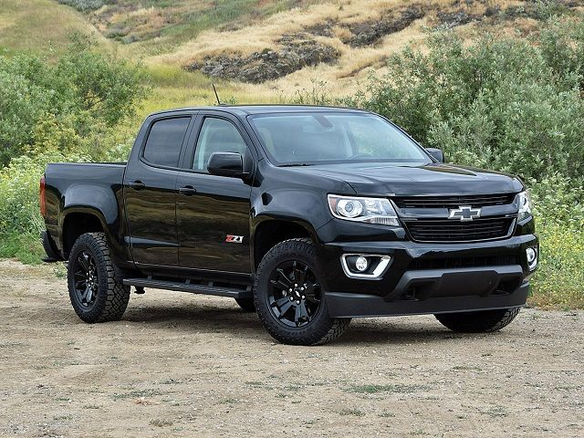 Chevy Colorado Diesel Trucks For Sale