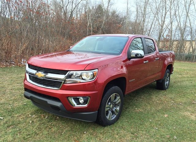 New Chevy Colorado Trucks for Sale
