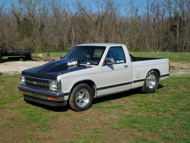 Chevy S10 Drag Trucks For Sale