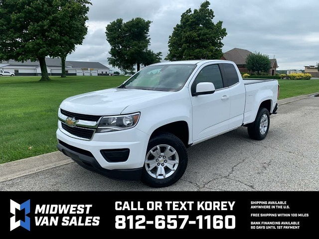 Used Chevy Colorado Trucks For Sale in Indiana