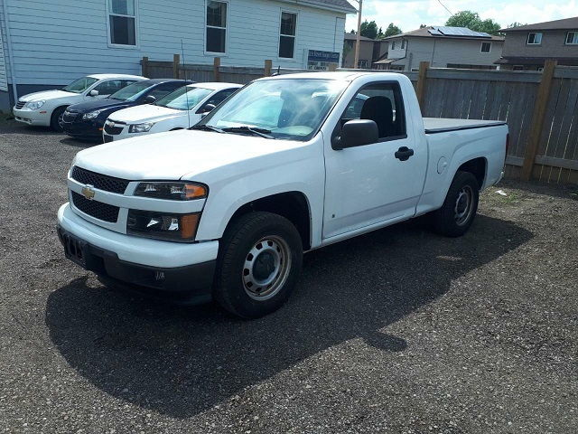 Used Chevy Colorado For Sale in Ontario