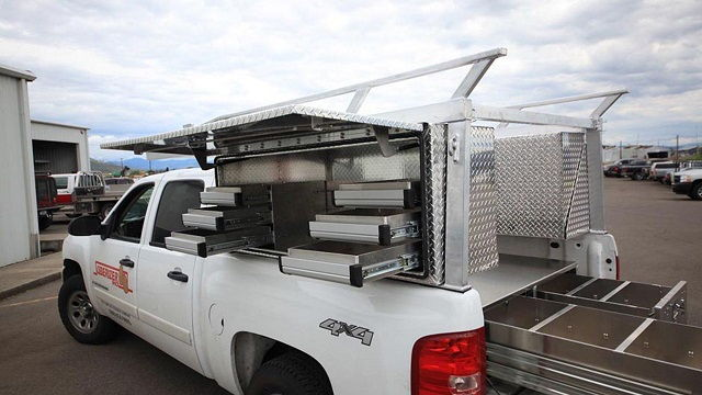 Side Boxes For Pickup Trucks