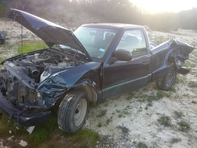 Wrecked Chevy s10 Trucks For Sale