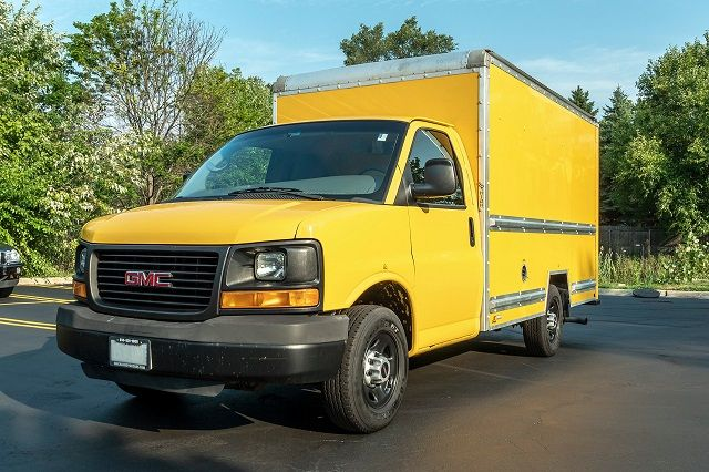Used GMC Box Trucks For Sale