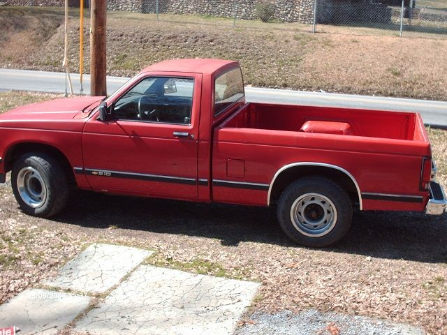 Used Chevy s10 Pickup Trucks For Sale