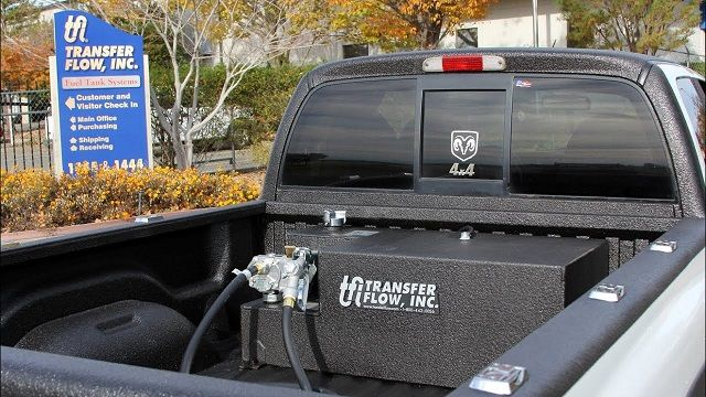 Fuel Transfer Tanks For Pickup Trucks