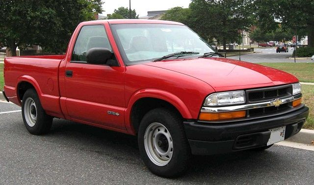 Used Chevy s10 Trucks For Sale