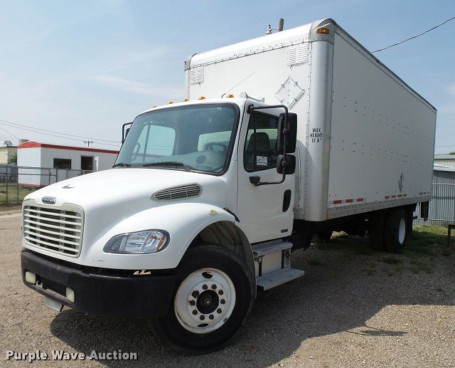 Box Trucks For Sale in Texas