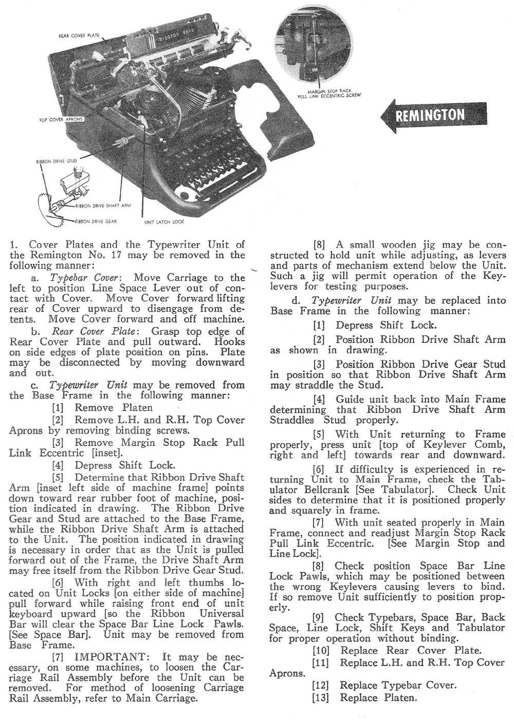 Cover Plates AMES OAMI Mechanical Training Manual