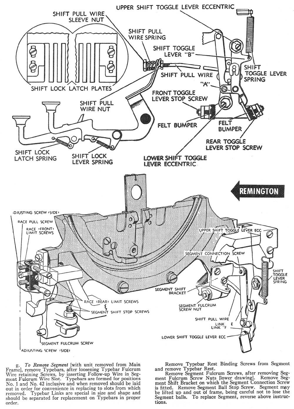 Motion and Shift Mechanism AMES OAMI Mechanical Training