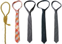 448. Neckties Are Evil | Typewriter Monkey Task Force