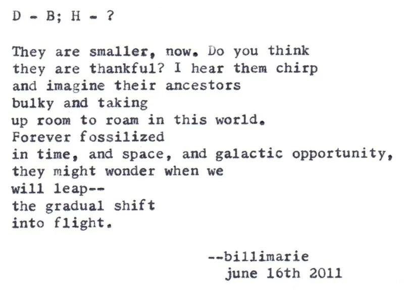 """D > B; H > ?"" by billimarie"