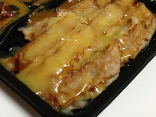 みよしののチーズ餃子&カレー