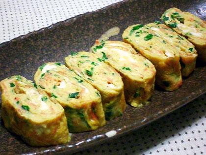 sakuraebitoaoneginotamagoyaki