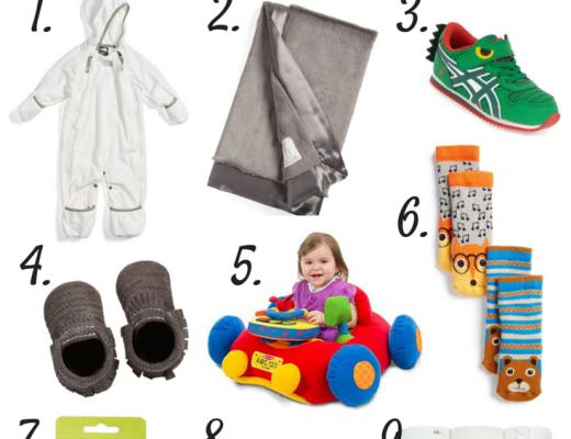 nordstrom anniversary sale baby picks