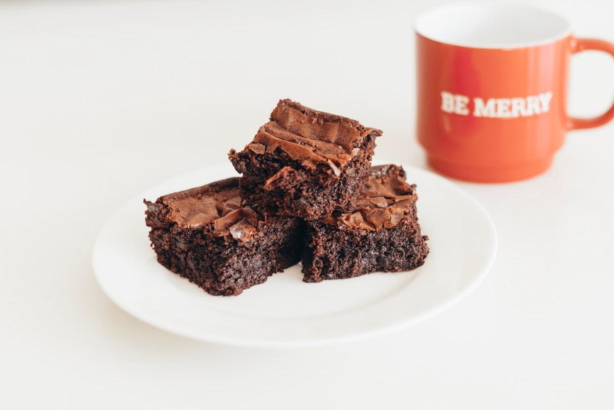 DIY Peppermint Brownies | 12 Days of Tutorials