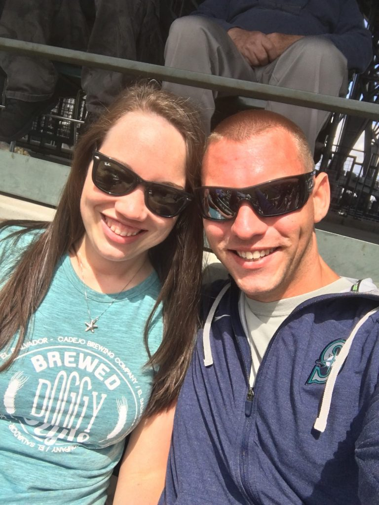 mariners game - summer date night ideas