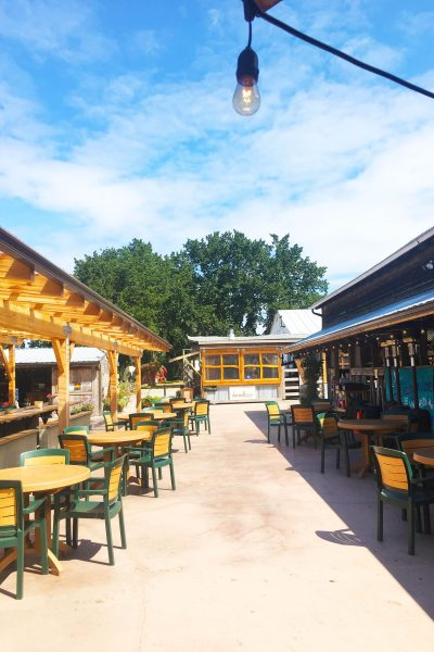 4 reasons to visit finnriver cidery