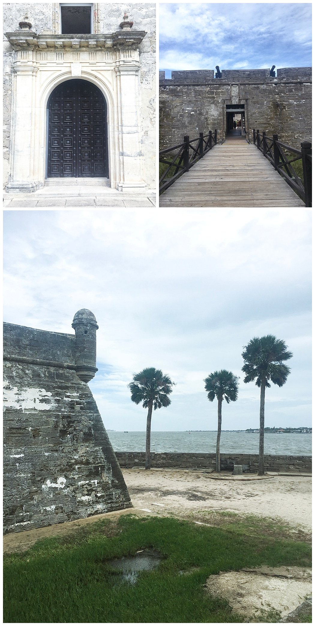 one day in st. augustine travel guide the fort