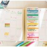 How I Use My Erin Condren Life Planner