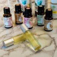 DIY Rose Facial Oil