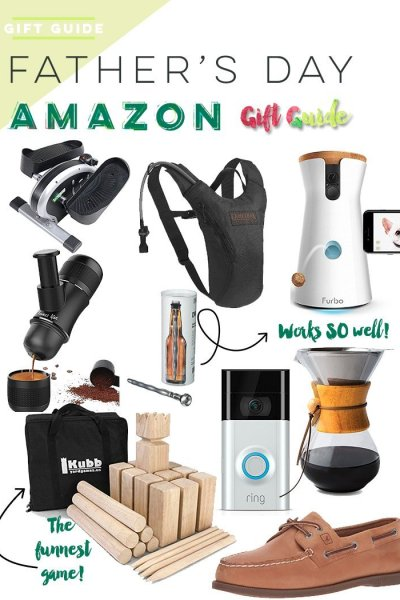 Father's Day Amazon Gift Guide, what to buy dad for father's day from Amazon