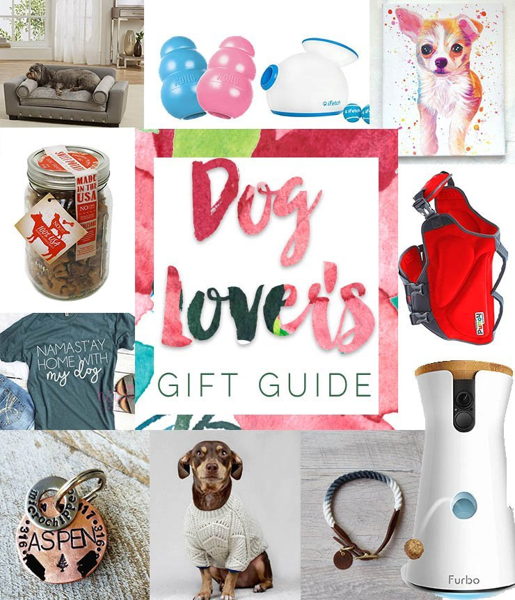 dog lovers gift guide, gifts for dog moms, Christmas presents, birthday present ideas, dog owners