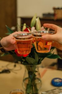 cheers rose