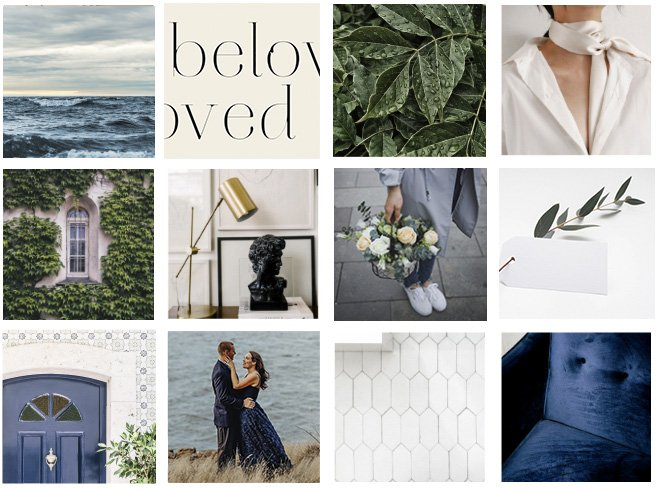 blog inspiration mood board moodboard