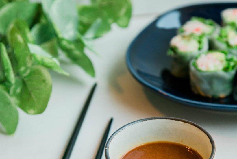 low calorie thai peanut dressing