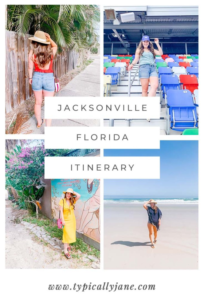 jacksonville florida itinerary