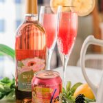 blackberry hibiscus spritzer light and refreshing spring and summer wine spitzer
