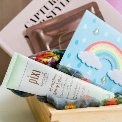 self care box gift box ideas for women
