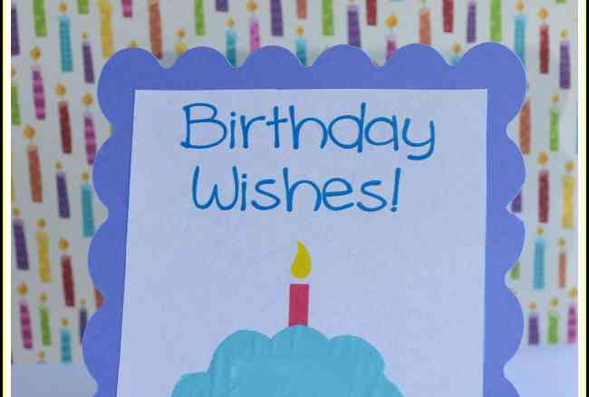 Scratch-Off Cards – Birthday Wishes!