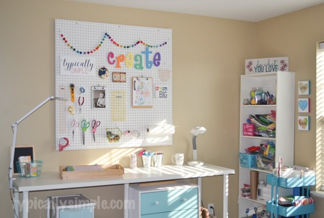 Tips for Setting Up a Creative Space