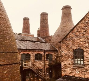 Bottle ovens Stoke on Trent
