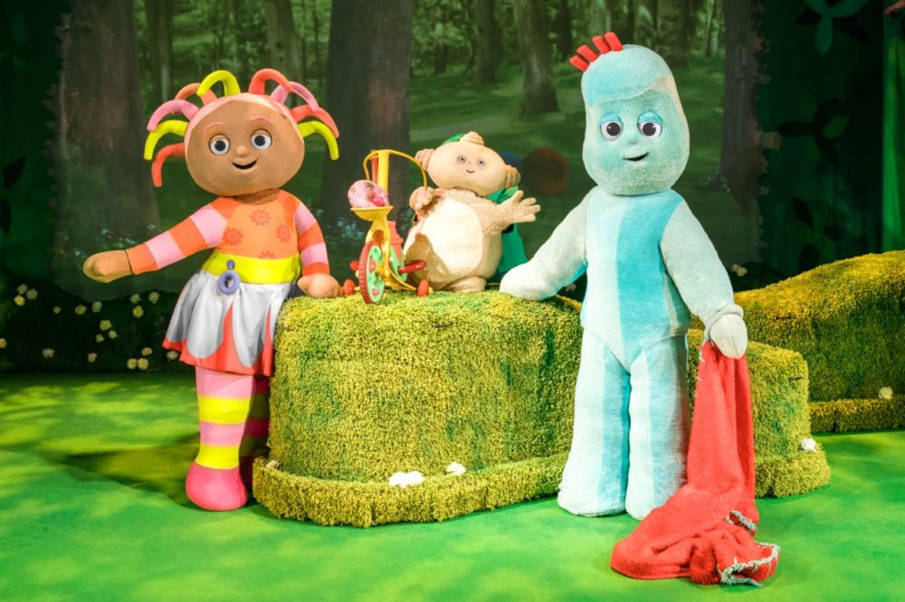 In The Night Garden...Live image
