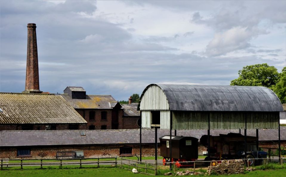 Tatton Park Farm Outbuildings
