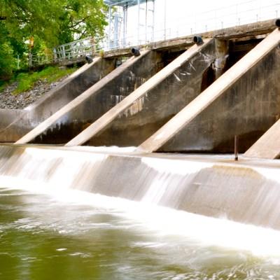 La grande Dam