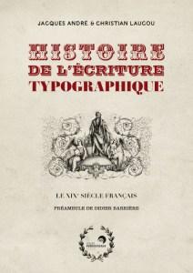 Histoire ecriture typo XIX