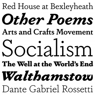 Our Favorite Typefaces of 2012