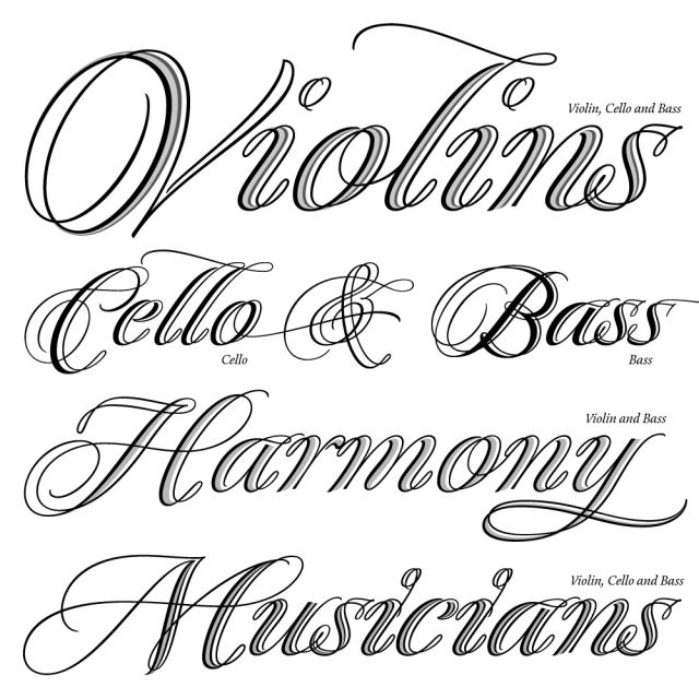 Quintet – Typographica